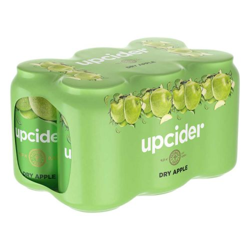 UPCIDER 4,7% DRY APPLE 0,33 TLK 6-PACK 1,98 L