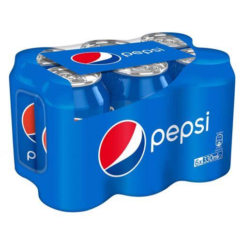 PEPSI 0,33 TLK 6-PACK  1,98 L