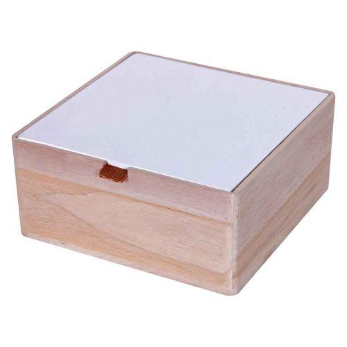 LUHTA HOME BOX TUULI 20X20X9CM VALK.