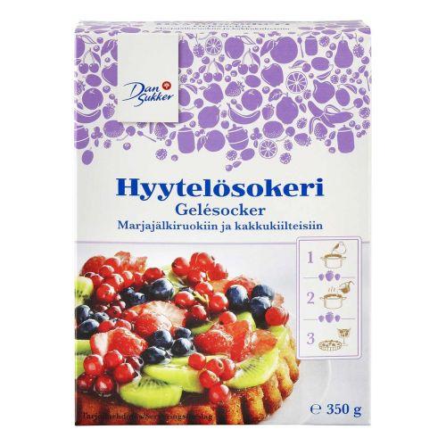 DANSUKKER HYYTELÖSOKERI 350 G