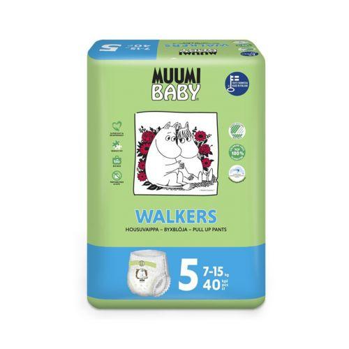 MUUMI WALKERS MAXI+ 7-15 KG TUPLAPKT 40 KPL