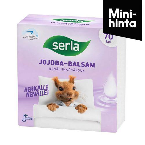 SERLA NENÄLIINA JOJOBA BALSAM 70 KPL