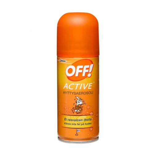 OFF! ACTIVE HYTTYSAEROSOLI / AEROSOL 100ML 100 ML
