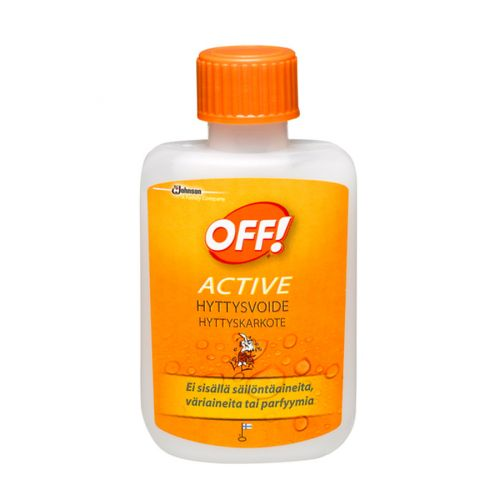 OFF! ACTIVE HYTTYSVOIDE 37ML 37 ML