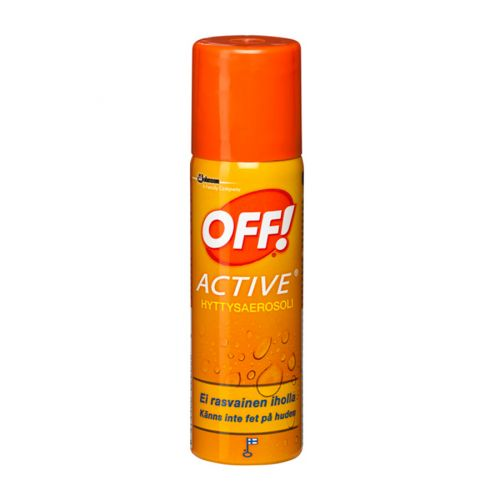 OFF! ACTIVE HYTTYSAEROSOLI / AEROSOL 65ML 65 ML