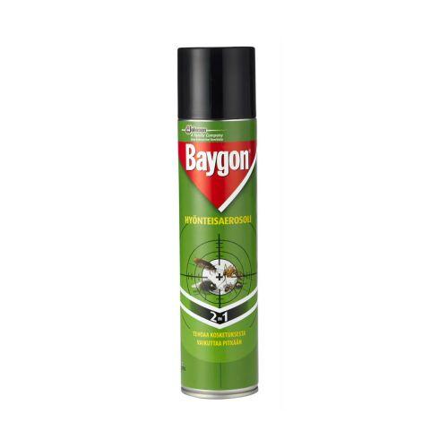 BAYGON HYÖNTEISAEROSOLI 400ML 400 ML