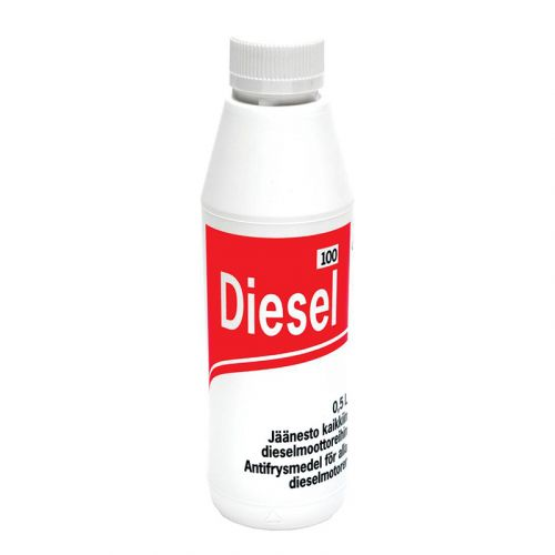 DIESEL-100 500ML  500 ML