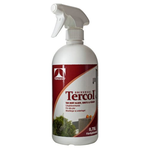 Tercol pesuaine spraypullo 750ml