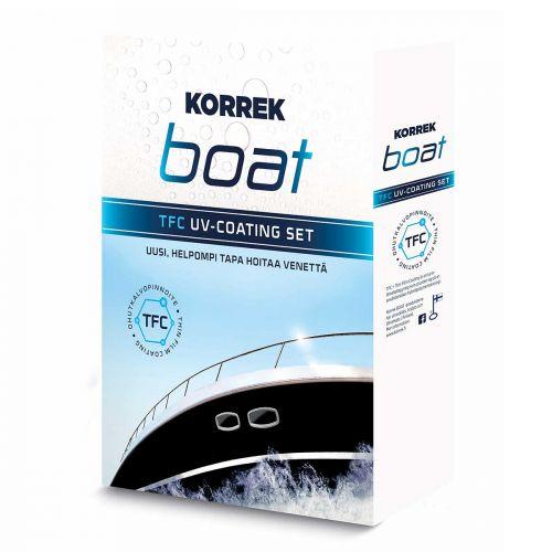 KORREK BOAT TFC UV-COATING SET 700 ML