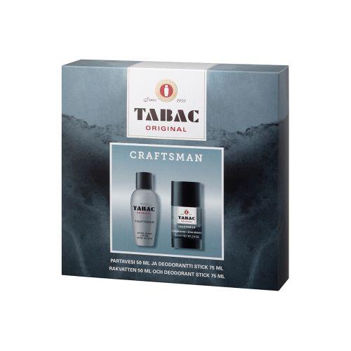 TABAC LAHJAPAKKAUS CRAFTSMAN AFTERSHAVE+ DEO STICK 125 ML