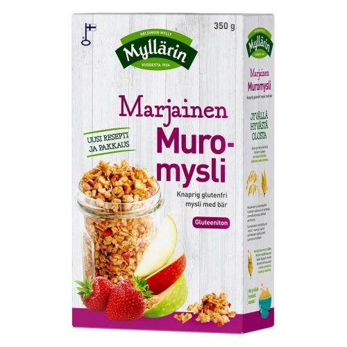 MYLLÄRIN MARJAINEN MUROMYSLI GLUTEENTON 350 G