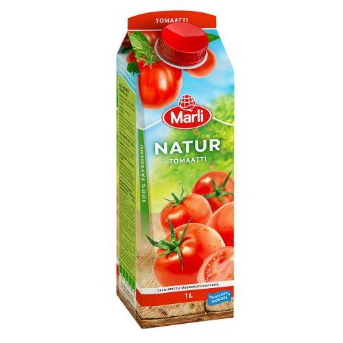 MARLI NATUR TOMAATTIMEHU 1 L