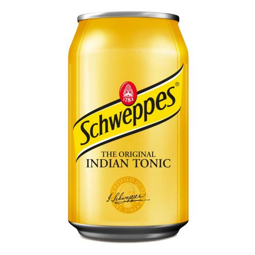 SCHWEPPES INDIAN TONIC TLK  330 ML