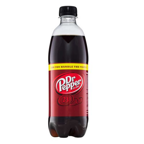 DR PEPPER ORIGINAL KMP  500 ML