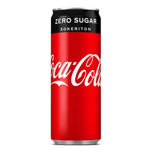 COCA-COLA ZERO 0,25 TLK  250 ML