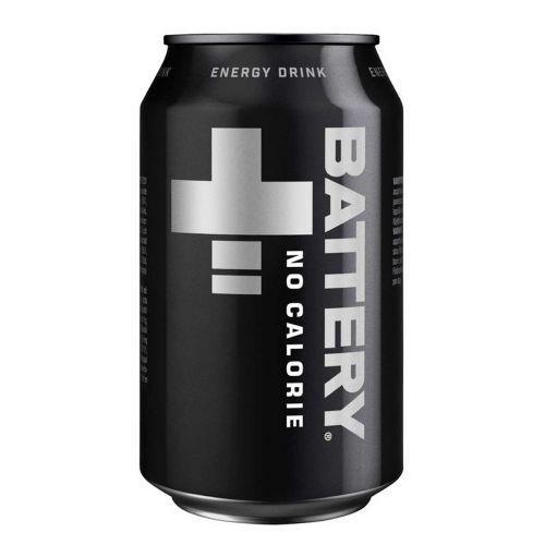 BATTERY NO CALORIES TLK  330 ML