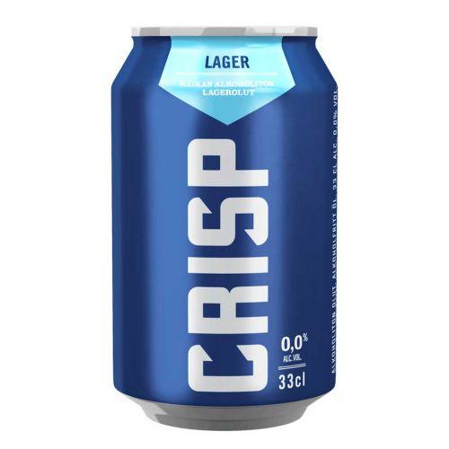 KOFF CRISP LAGER 0% TLK 330 ML