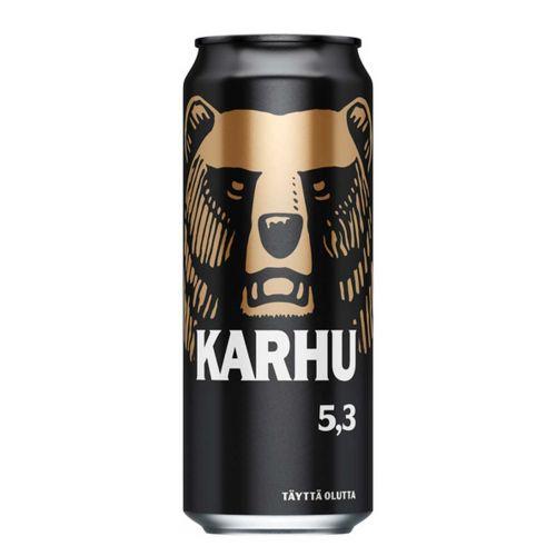 KARHU 5,3% TLK  500 ML
