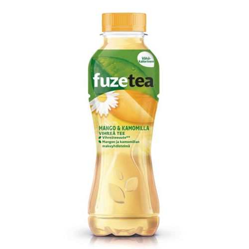 FUZE TEA MANGO-KAMOMILLA KMP  400 ML