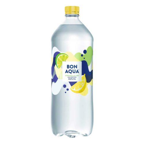 BONAQUA SITRUUNA-LIME KMP  1,5 L