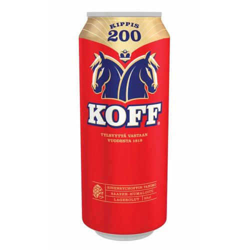 KOFF 4,6% TLK 500 ML
