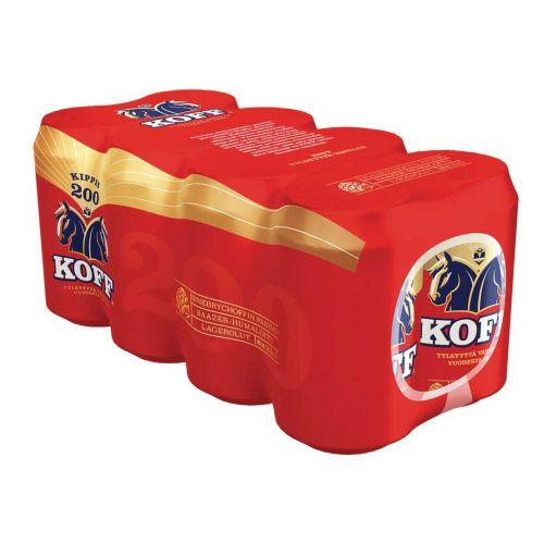 KOFF 4,6% 0,33 TLK 8-PACK 2,64 L