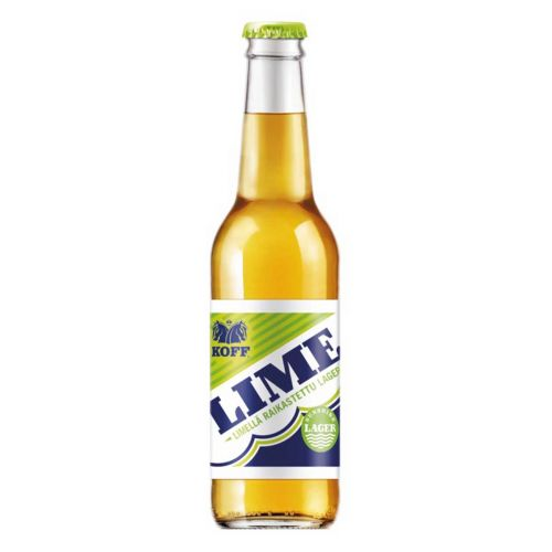 KOFF LIME 4,4% KLP 330 ML