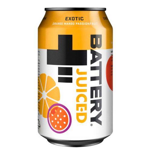 BATTERY EXOTIC TLK  330 ML