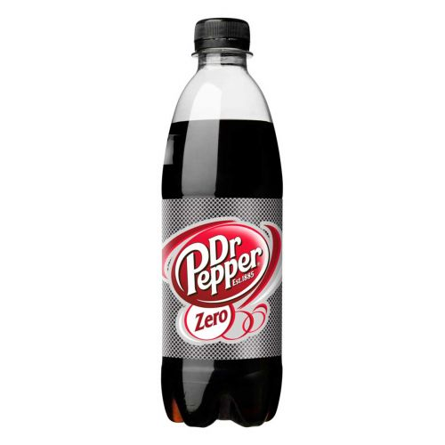 DR PEPPER ZERO KMP  500 ML