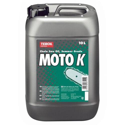 Teboil Moto K Kesä 10L teräketjuöljy