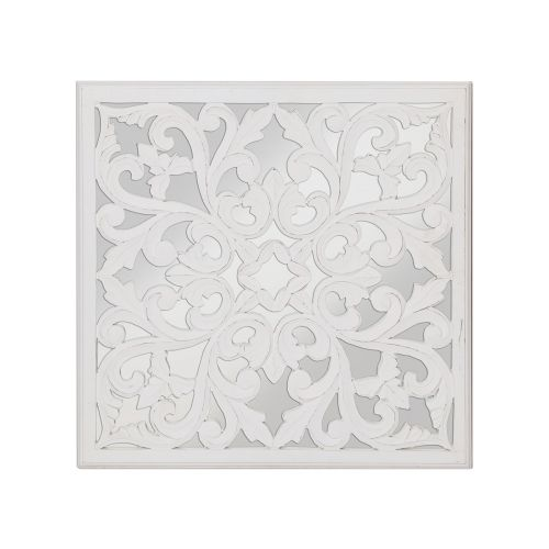 PEILI DECO WHITE ANTIQUE 60X60CM