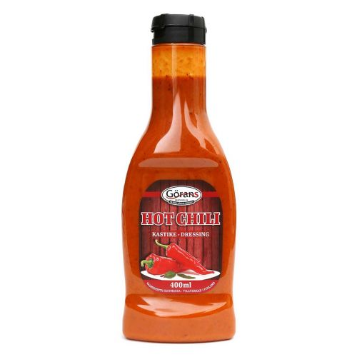 GÖRANS HOT CHILI KASTIKE 400 ML