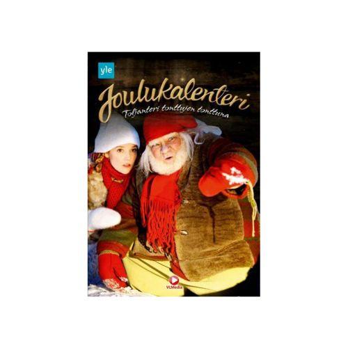 DVD TONTTU TOLJANTERI JOULUKALENTERI