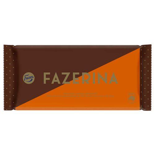 FAZER FAZERINA SUKLAALEVY 121 G