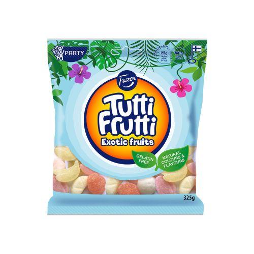 FAZER TUTTI FRUTTI EXOTIC FRUITS 325 G