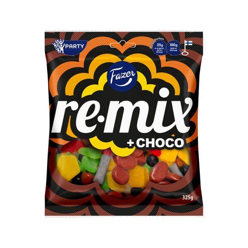 FAZER REMIX +CHOCO 325 G
