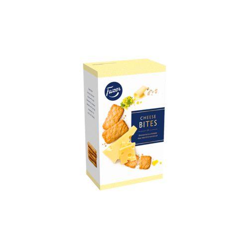 Fazer Emmental Cheese Bites suolakeksi 160g
