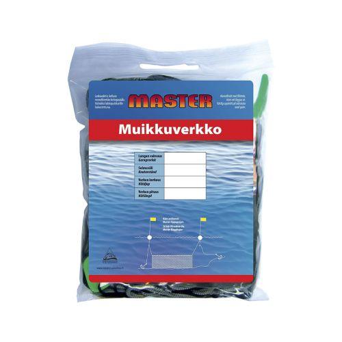 MUIKKUVERKKO 3M/30M SILMÄKOKO 15MM