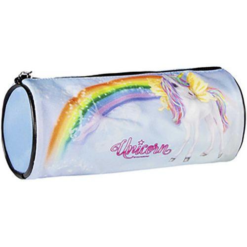 Animal Club Unicorn Glitter pyöreä penaali