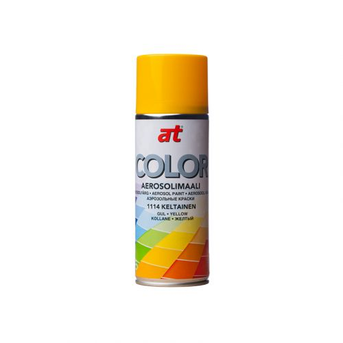 AT-COLOR KELTAINEN  400 ML