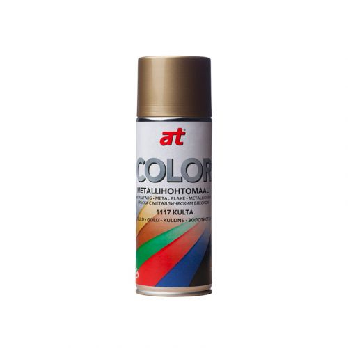 AT-COLOR METAL KULTA  400 ML