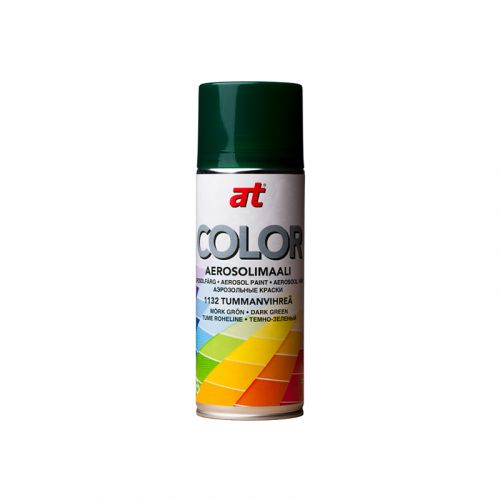 AT-COLOR TUMMAN VIHREÄ  400 ML