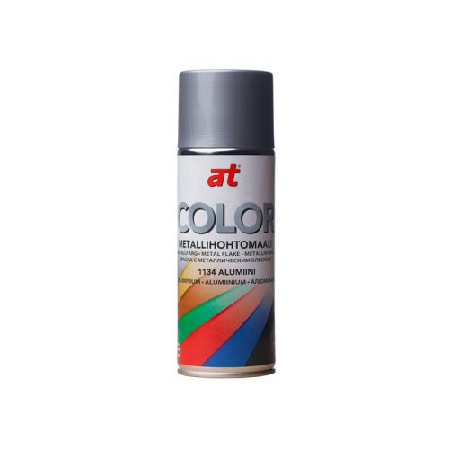AT-COLOR METAL ALUMIINI  400 ML
