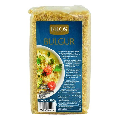 FILOS BULGUR 500G 500 G