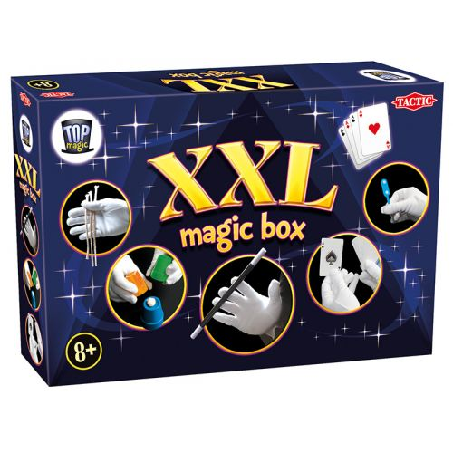 XXL Magic Big Box taikurin laatikko