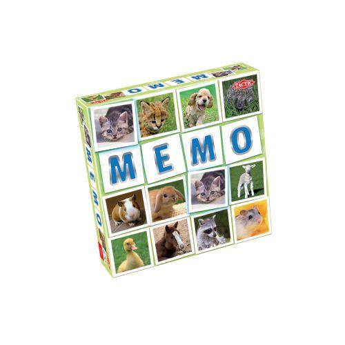 Tactic Memo Eläinvauvat