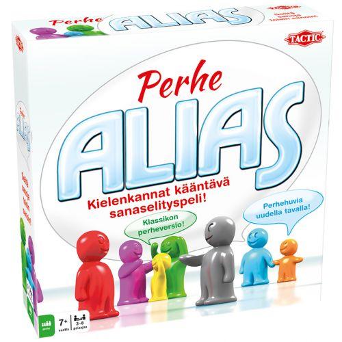 PERHE ALIAS