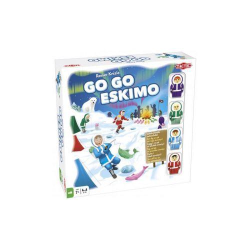 Tactic Go Go Eskimo -peli