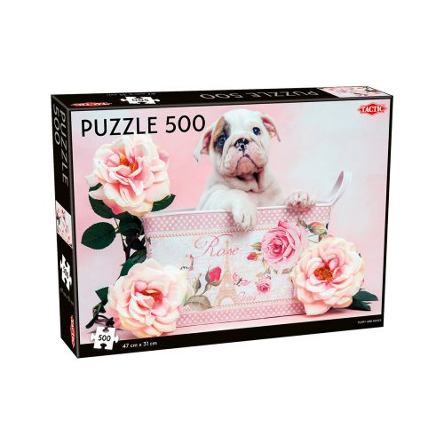 TACTIC PUPPY AND ROSES 500 PALAA