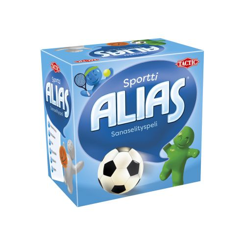 Tactic Snack Play Alias Sportti -peli